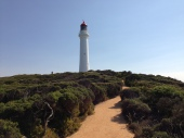 LIGHTHOUSE AND HILLSIDE TRAILS