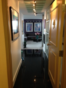 RENOVATED ENTRY HALL
