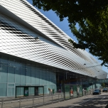Basel Convention Center Side View 1