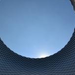 Basel Convention Center Skylight 7