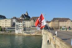 Basel Old Town Bridge