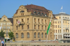 Basel Stone Building 1