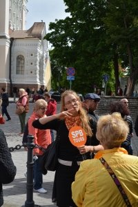 OUR SPB TOUR GUIDE
