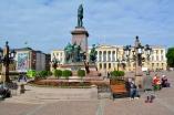EMPEROR ALEXANDER II STATUE
