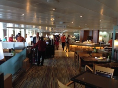 LIDO DECK DINING ROOM