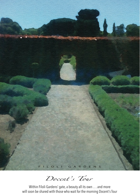 Docent's Tour - Filoli Gardens Full