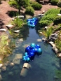 BLUE / PURPLE BOAT & WALLA WALLAS