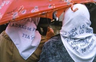 Jorge POUSA - Argentina - Madres de Plaza de Mayo